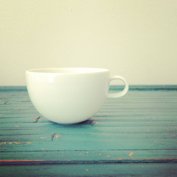 oh, just a cute little espresso cup