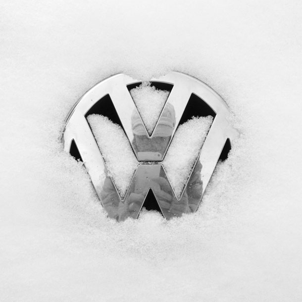 snow day: vw
