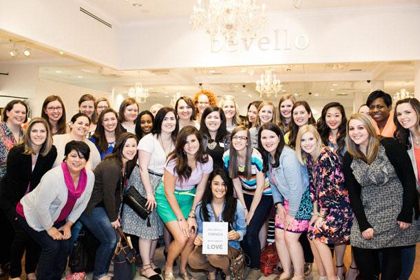 nc blogger buzz group photo