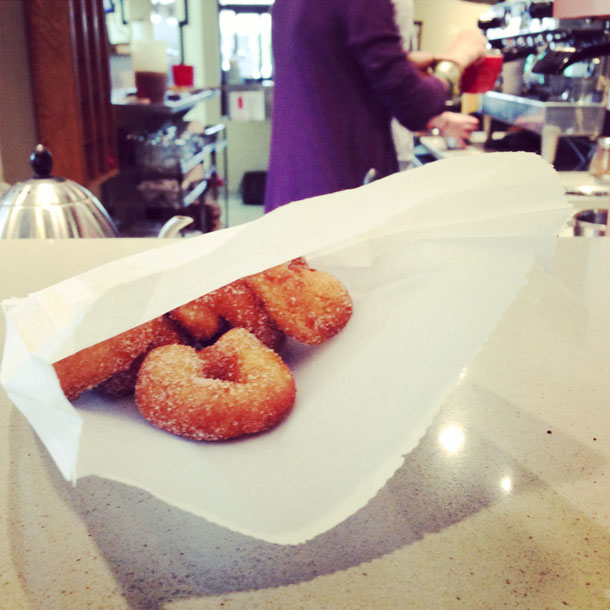 sola coffee cafe donuts | raleigh nc