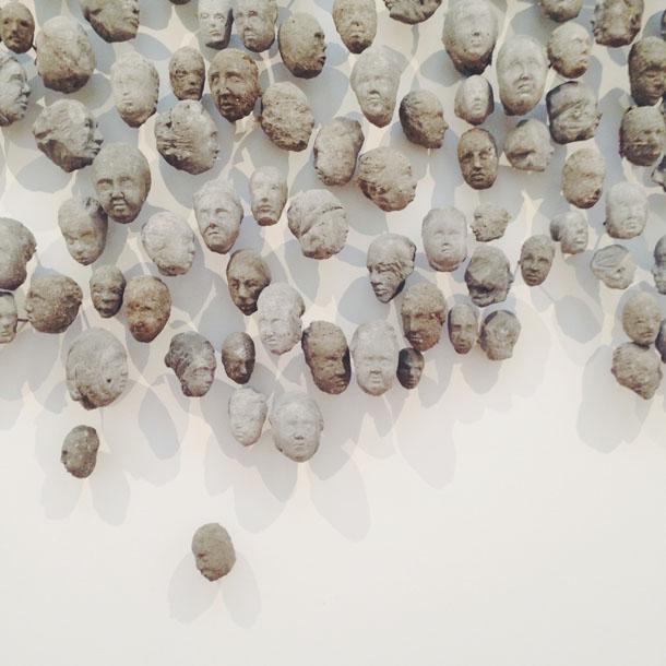 ncma | head sculptures