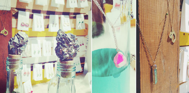 RAW Raleigh showcase | bird + beau jewelry + small accessories
