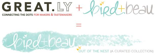 bird + beau on great.ly