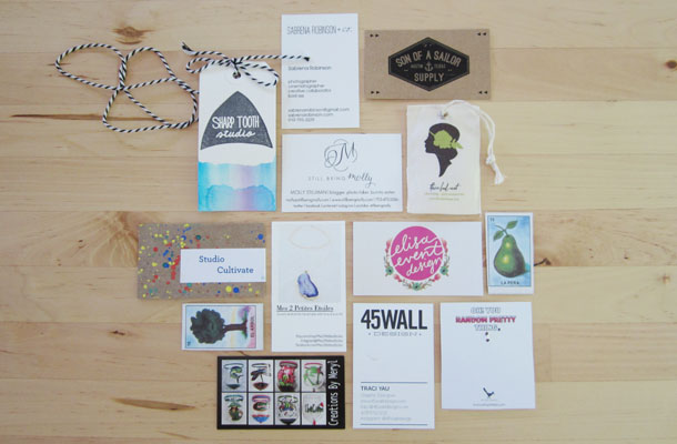 brand market swag | cards