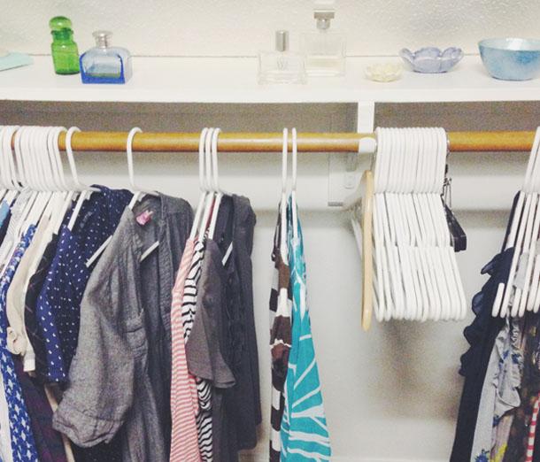 closet challenge