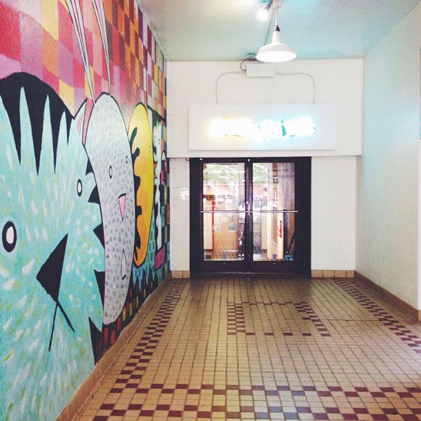 rdu baton stop #3: artspace
