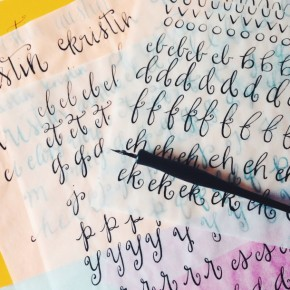 Calligraphy Y'all
