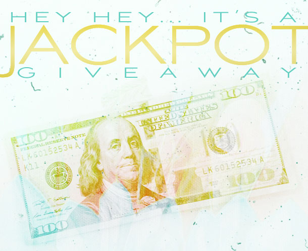 enter to win the jackpot giveaway