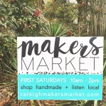 raleigh makers market